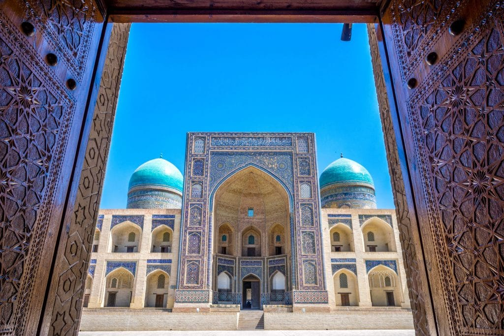 Bukhara no Uzbequistão