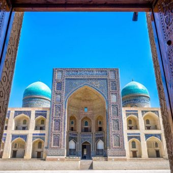 Bukhara Uzbequistao
