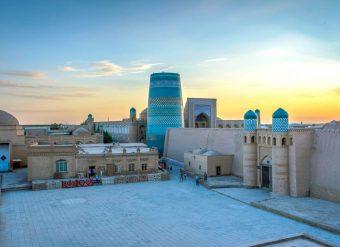 Khiva Uzbequistao