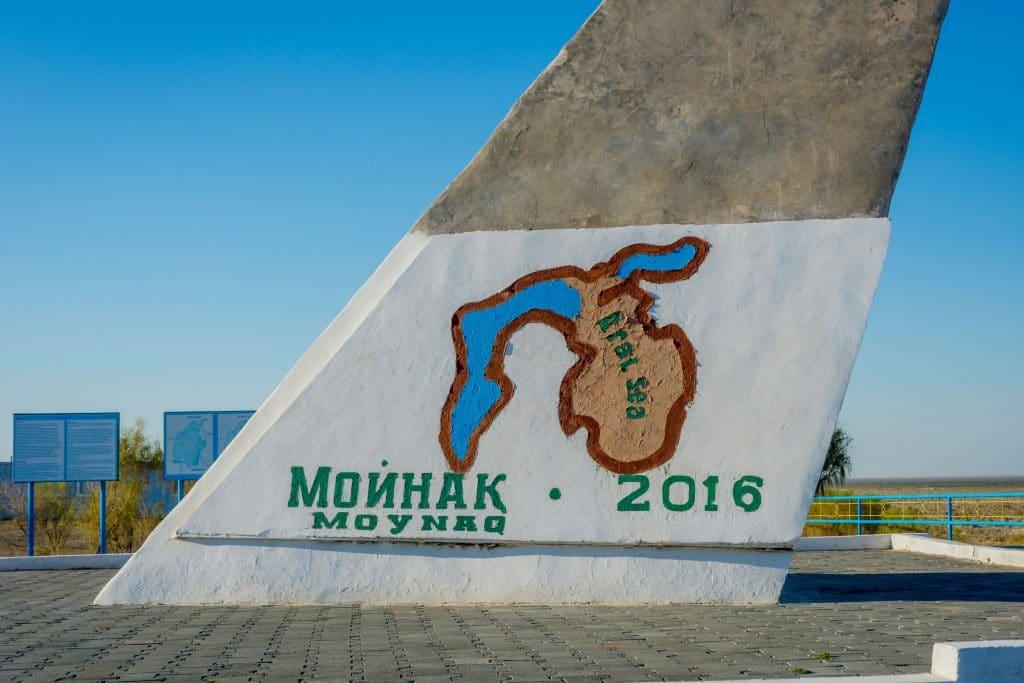 Moynaq Monumento