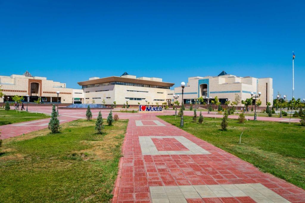 Nukus Uzbequistao