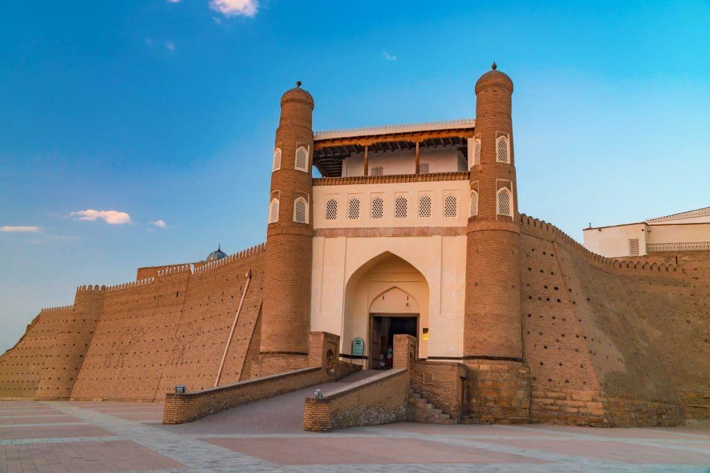 Bukhara Ark