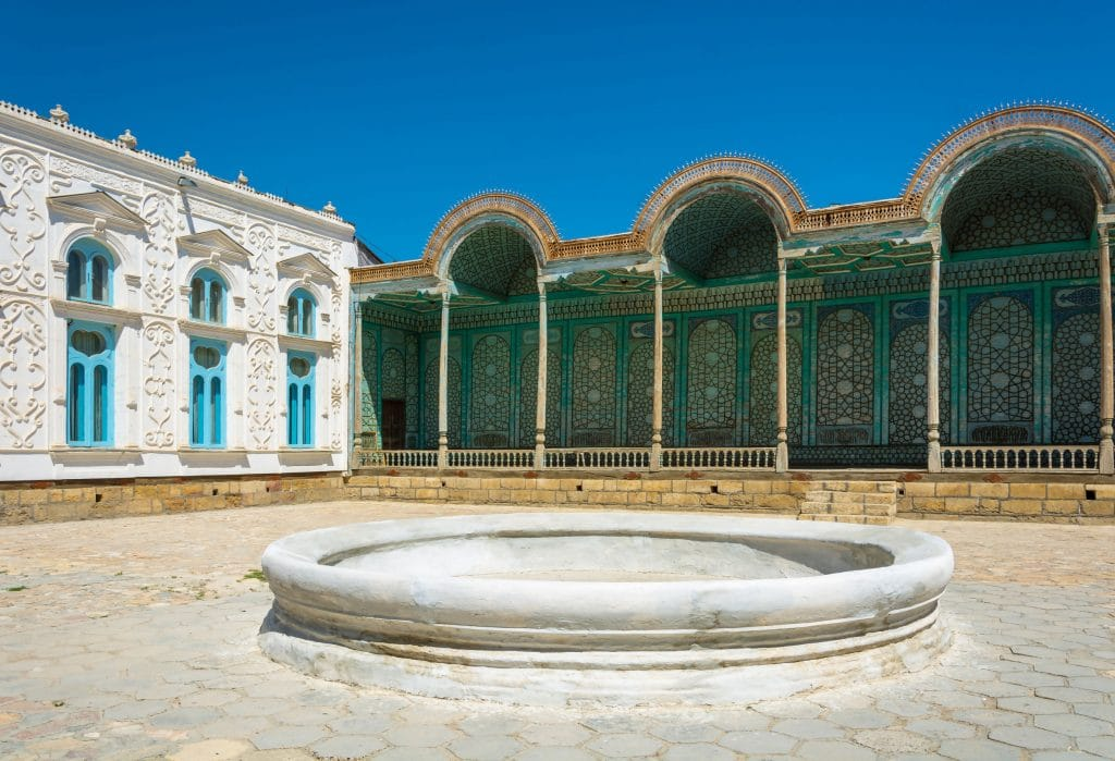 Casa Museu de Fayzulla Khojaev