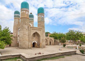 Char Minar Bukhara