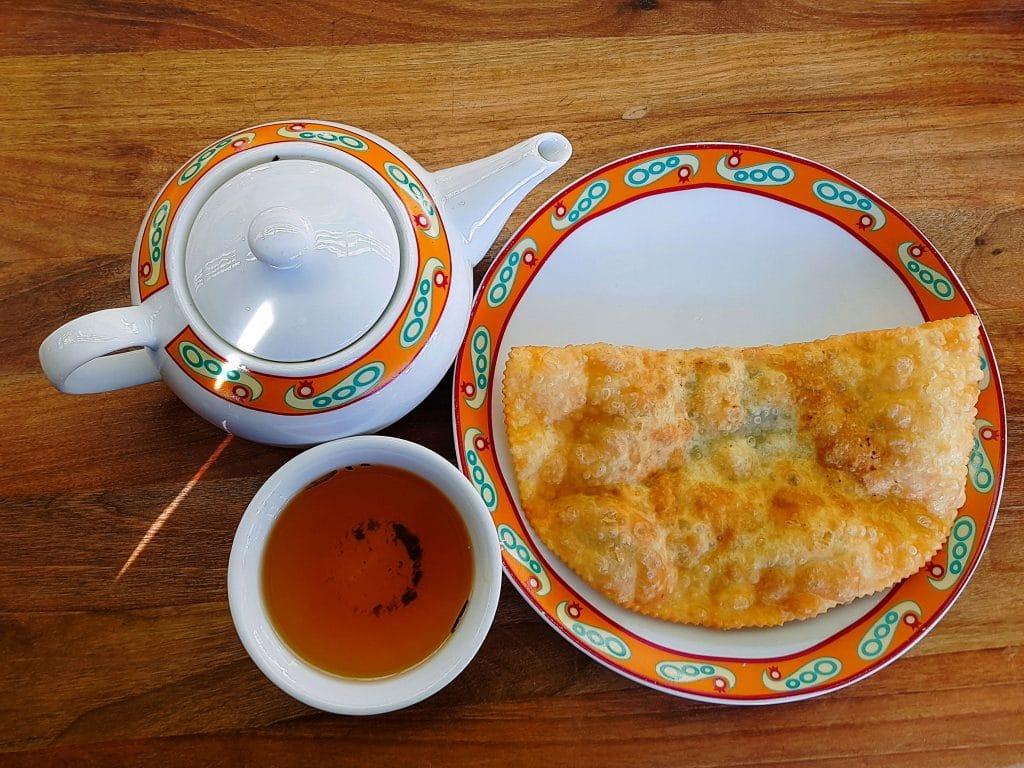 Gastronomia Uzbequistao