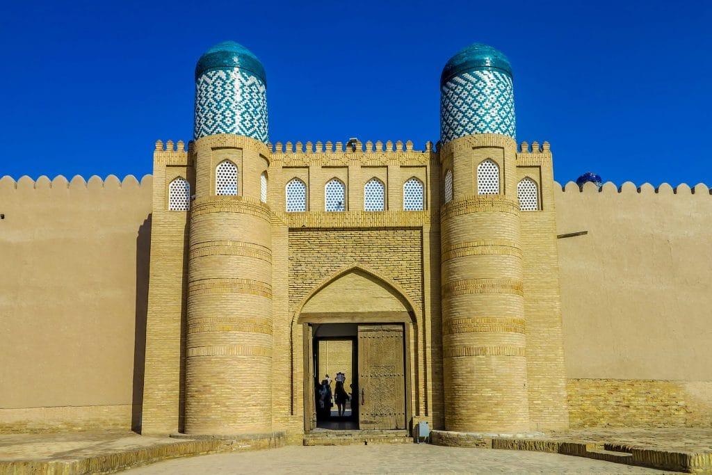 Kuhna Ark Khiva