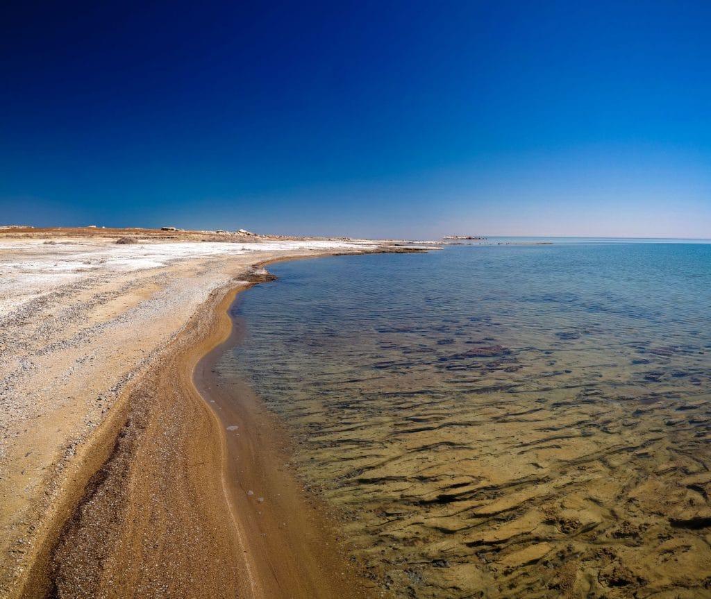 Mar de Aral Uzbequistao