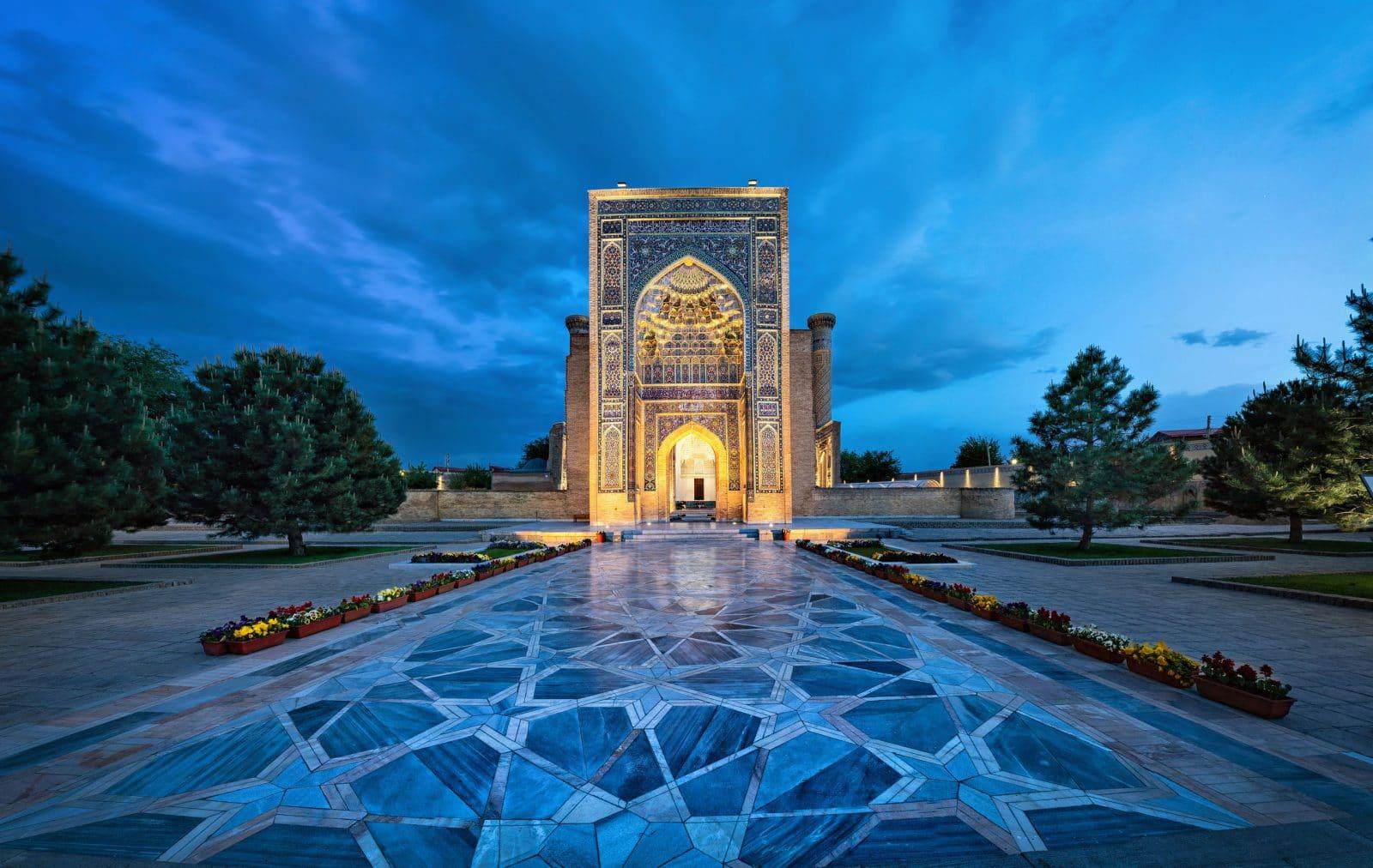 Mausoléu de Gur-e-Amir