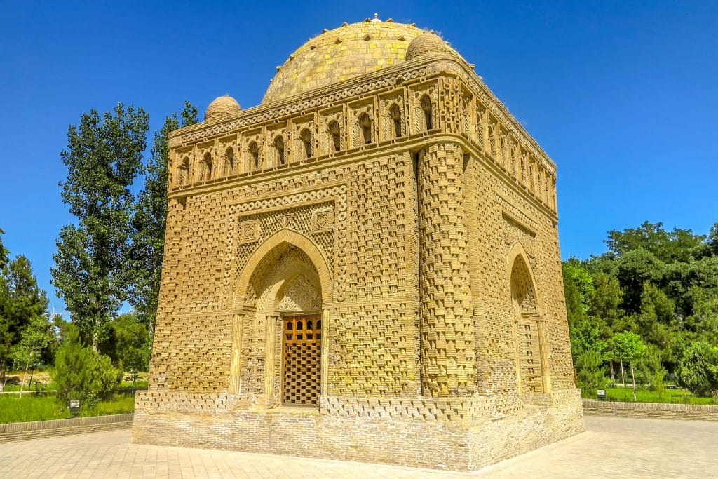 Mausoleu de Ismail Samani Bukhara