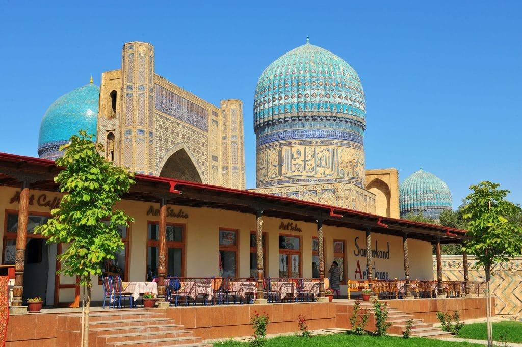 Mesquita de Bibi Hanim