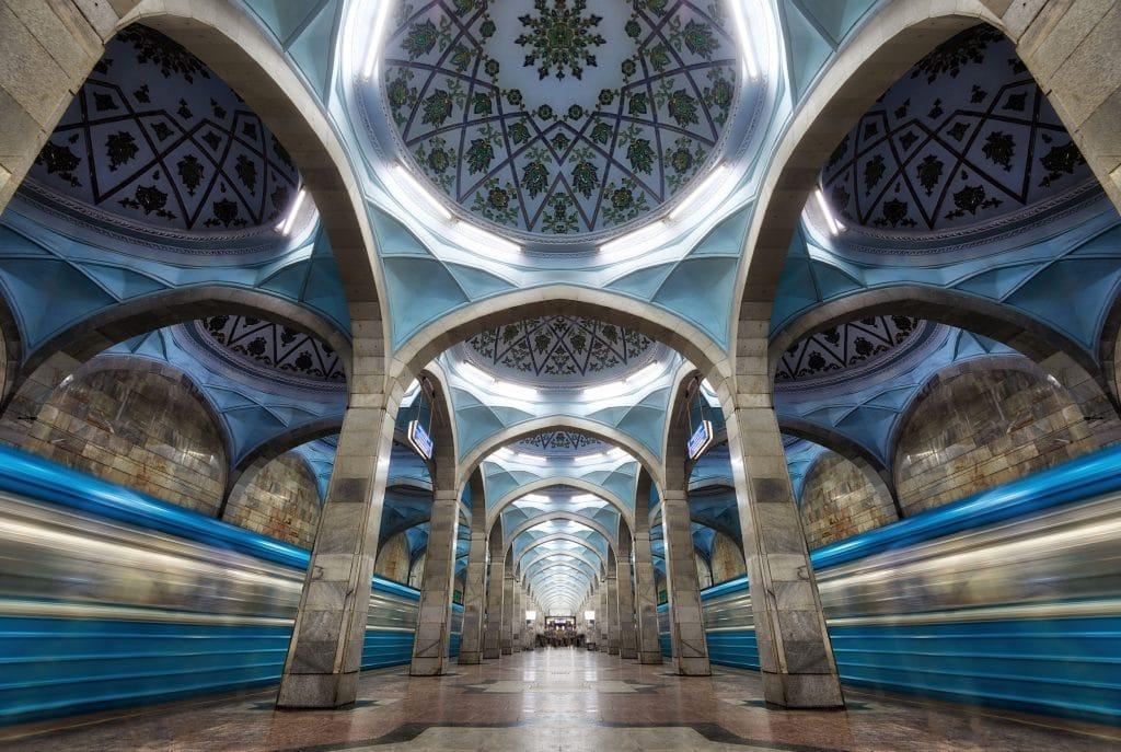 Metro de Tashkent