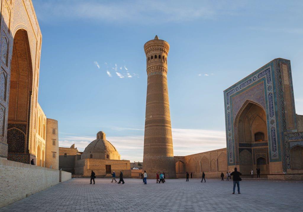 Minarete Kalon Bukhara