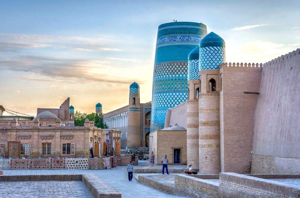 Minarete Kalta Minor Khiva