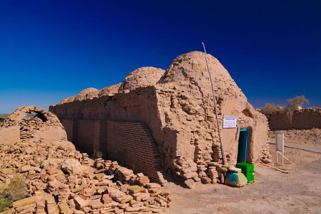 Mizdakhan Uzbequistao