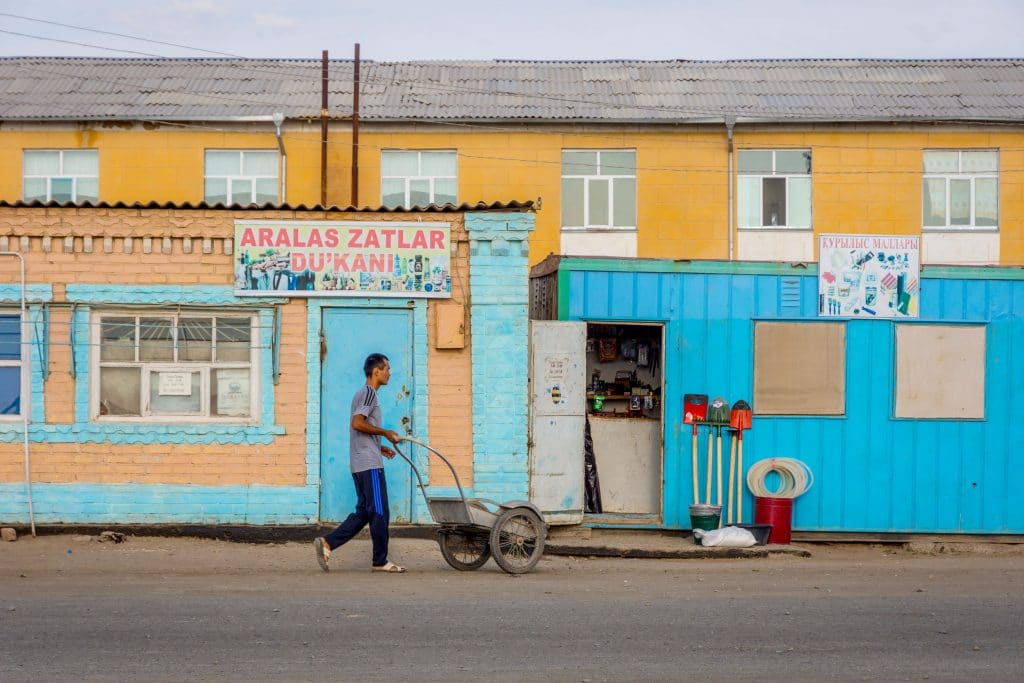 Moynaq Uzbequistao
