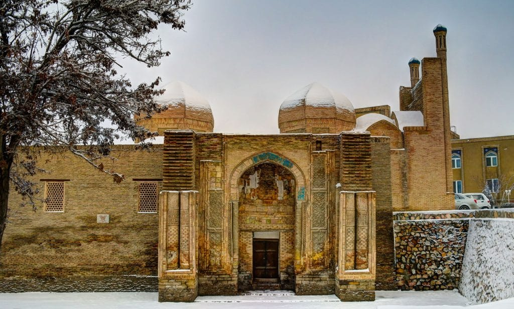 Museu Maghok-i-Attar em Bukhara