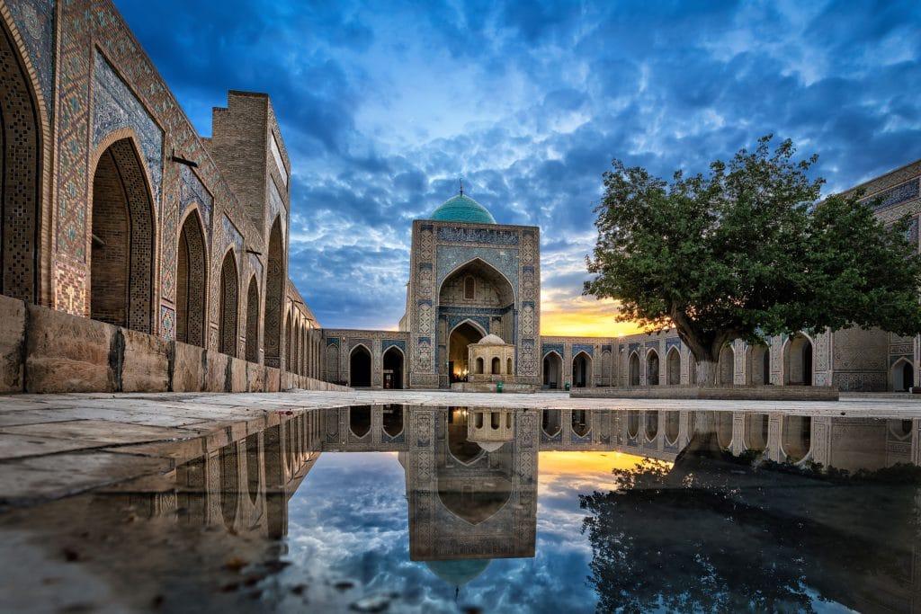 Visitar o Uzbequistão