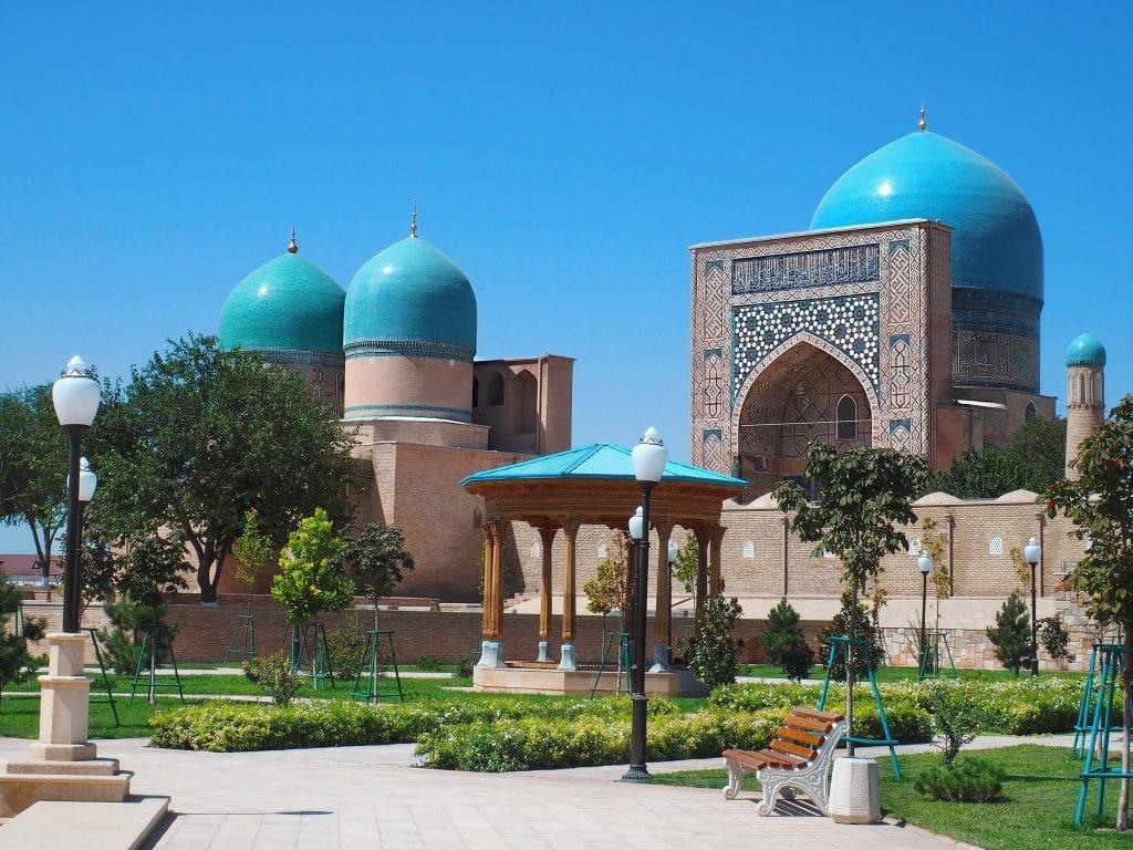 Centro Histórico de Shahrisabz