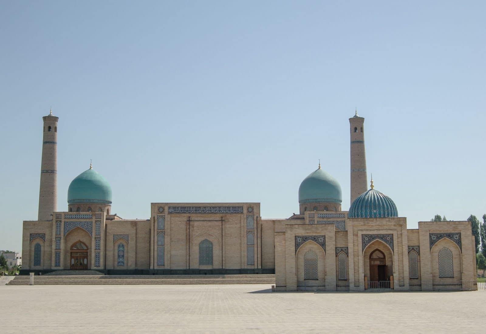 Uzbequistão no Verão