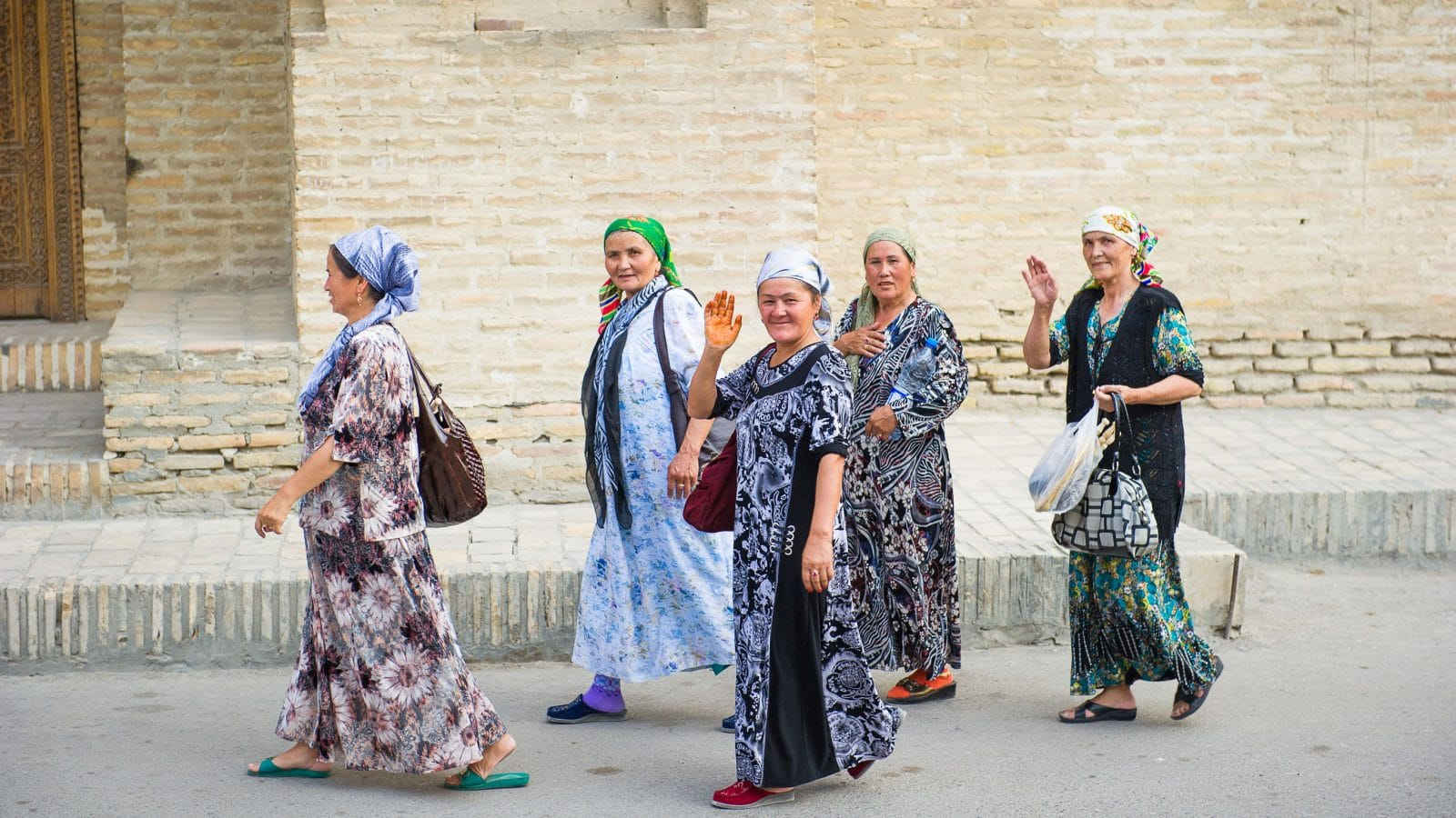 Visitar o Uzbequistao