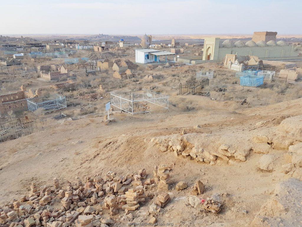 Nukus e Mar de Aral no Uzbequistão